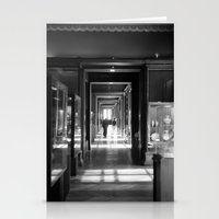 PARIS III - LOUVRE Stationery Cards