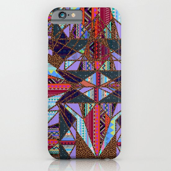 RETRO KALEIDOSCOPE //TWO iPhone & iPod Case