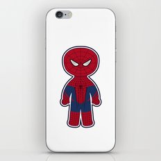 Chibi Spider-man iPhone & iPod Skin