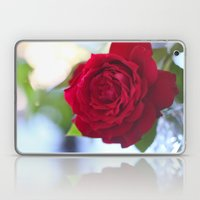 Rose Heart Laptop & iPad Skin