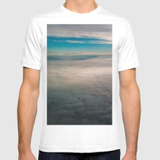 Like pillows Mens Fitted Tee White SMALL