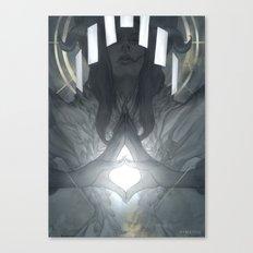 LILI Canvas Print
