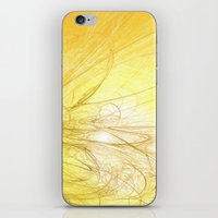 Let There Be Light iPhone & iPod Skin
