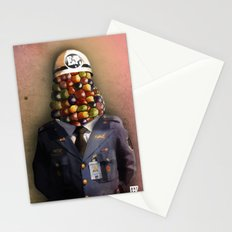 CHAPA CHOCLO (policemen) Stationery Cards