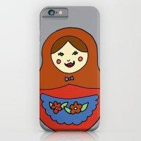 1 Matroyshka Doll iPhone 6 Slim Case
