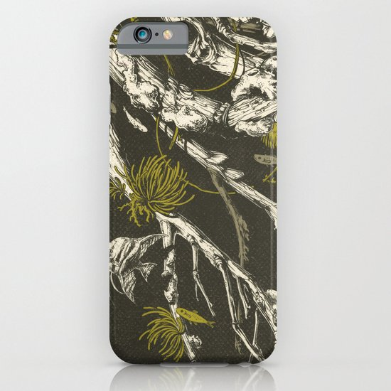 The Mangrove Tree iPhone & iPod Case