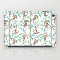 Monkey Jungle iPad Case