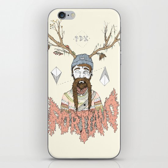PORTLAND I iPhone & iPod Skin