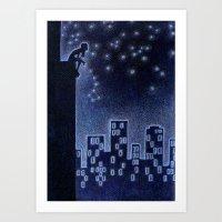 Big Dipper Art Print