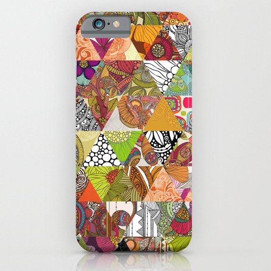 Like a Quilt iPhone & iPod Case