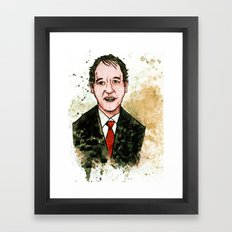 Sam Raimi Framed Art Print