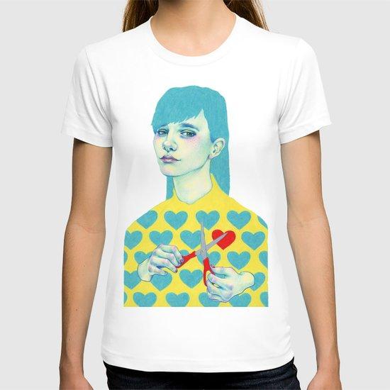 Create I T-shirt