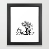 Cherry Blossom #7 Framed Art Print