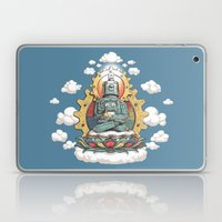 Buddha Bot v6  Laptop & iPad Skin