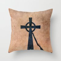 Easter, 1916 Throw Pillow