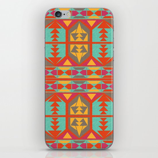 Neo Native iPhone & iPod Skin