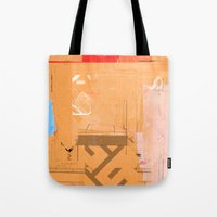 CROSS OUT #33 Tote Bag