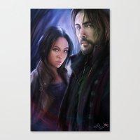 Sleepy Hollow (TV) Canvas Print