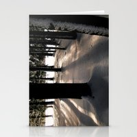 Winter's Promise Stationery Cards