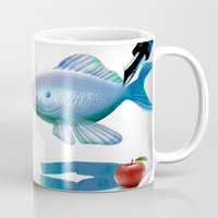 Surrealism Mug
