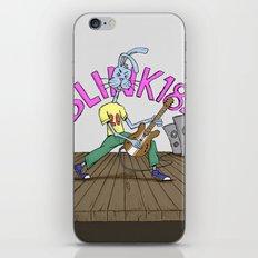 Blink Bunny iPhone & iPod Skin