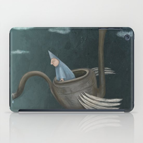 The Flying Machine iPad Case