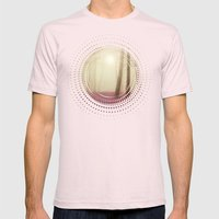 A new beginning VII Mens Fitted Tee Light Pink SMALL