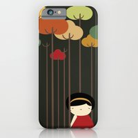 iPhone & iPod Case featuring Lost by yael frankel