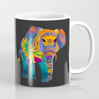 Whimsical Elephant II Mug