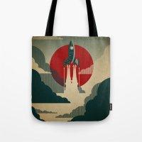 The Voyage Tote Bag