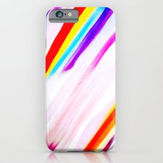 Rainbow for cover iPhone 6 Slim Case