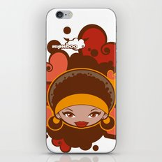 Bee-J Color iPhone & iPod Skin