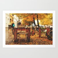 In Berlin Art Print