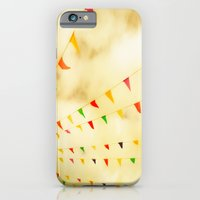 iPhone & iPod Case featuring Flags & Color by Maite Pons