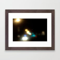 Rearview Framed Art Print