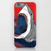 Greedy Shark iPhone 6 Slim Case