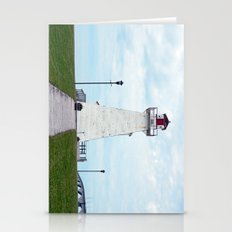 Marine Rail Park Range Light Stationery Cards