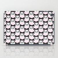 LAZY  PANDA iPad Case