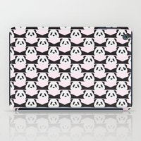 LAZY  PANDA iPad Case
