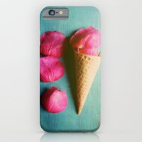iPhone & iPod Case featuring One Scoop or Two by Olivia Joy StClaire