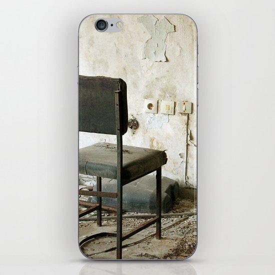 Punishment iPhone & iPod Skin