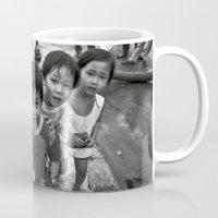 Vietnamese Children With… Mug