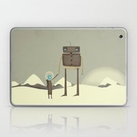 We'll Find A Home Laptop & iPad Skin