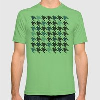 Blue Tooth Mens Fitted Tee Grass SMALL