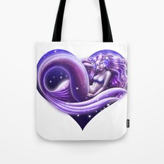 I Heart Mermaids- ver. 1 Tote Bag