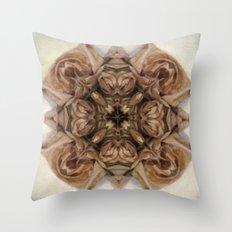 Unfolding Throw Pillow