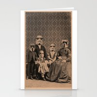 Meet the Troopers Stationery Cards