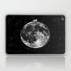 FoX IN THE MOON Laptop & iPad Skin