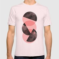 Cir Mens Fitted Tee Light Pink SMALL