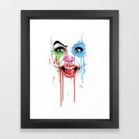 Lexi Framed Art Print